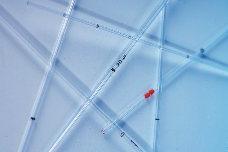 Glass Capillary Tubes Pre-Calibrated Micropipettes